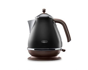 Icona Vintage Black Kettle 1.7L
