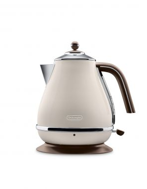 Icona Vintage Pastel Cream Kettle 1.0L