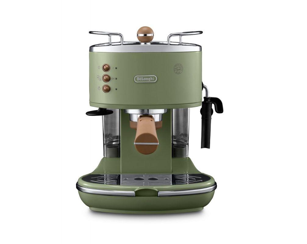 Icona Vintage Olive Green