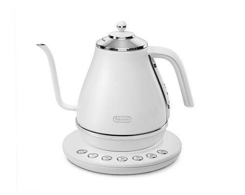 De'Longhi coffee icona gooseneck kettle kboe2030 white thumbnail
