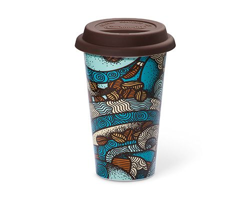 The Taster Double wall Ceramic Cup 300ml DLSC055 thumbnail