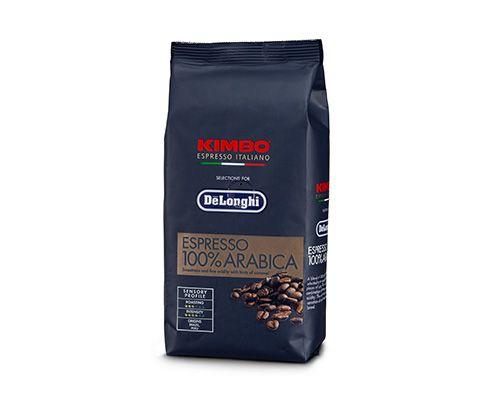 Kimbo 100% Arabica Espresso Coffee Beans 250g DLSC612 thumbnail