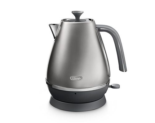 Distinta Flair Finesse Silver Kettle 1.7L