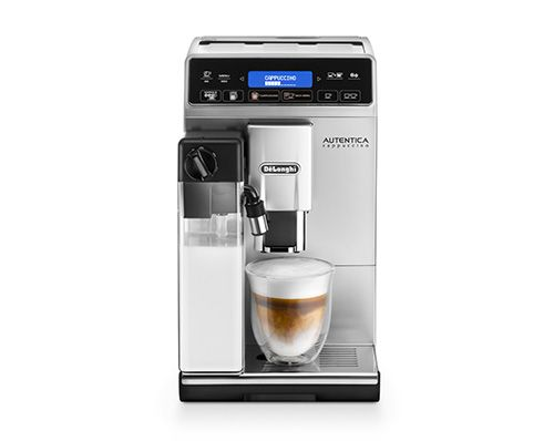 delonghi autentica cappuccino etam29.660.sb fully automated coffee machine thumbnail