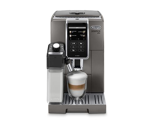 Delonghi Dinamica plus facm ecam370.95.t fully automatic coffee machine thumbnail
