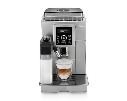 delonghi magnifica s cappuccino ecam23.460.s fully automated coffee machine thumbnail