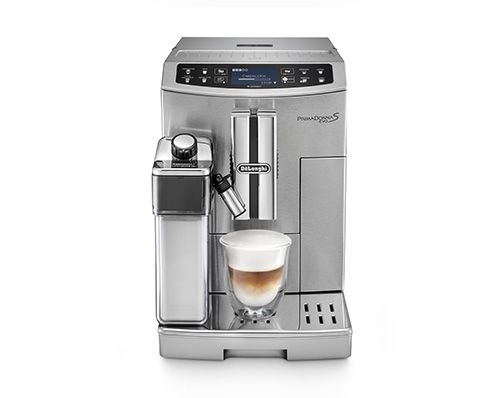 delonghi primadonna s evo ecam510.55.m fully automated coffee machine thumbnail