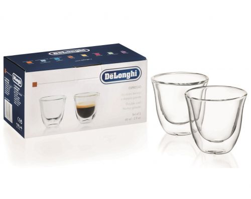 Espresso Double Wall Thermal Glasses