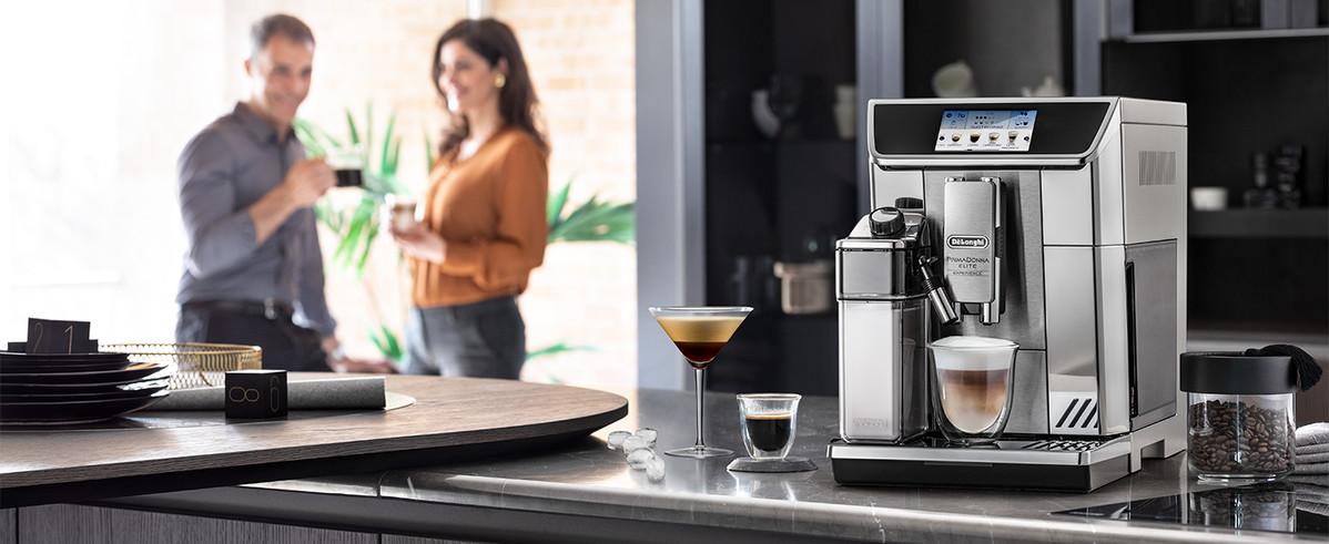 De'Longhi PrimaDonna-Elite-Experience-coffee-machine