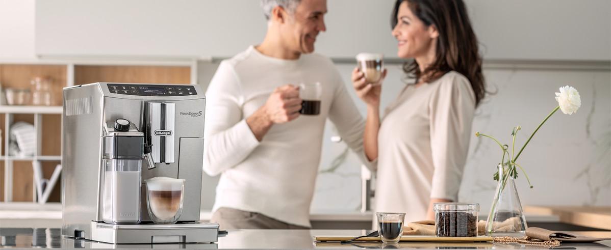 De'Longhi PrimaDonna-S-Evo-coffee-machine