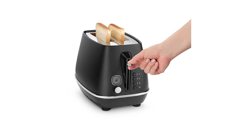 delonghi distinta moments toaster ctin2103 functions browning control
