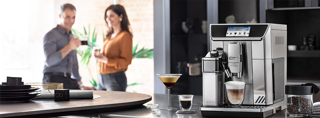 delonghi coffee cleaning solutions banner