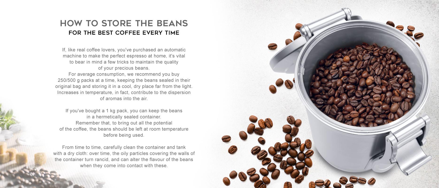 kimbo coffee bean for delonghi