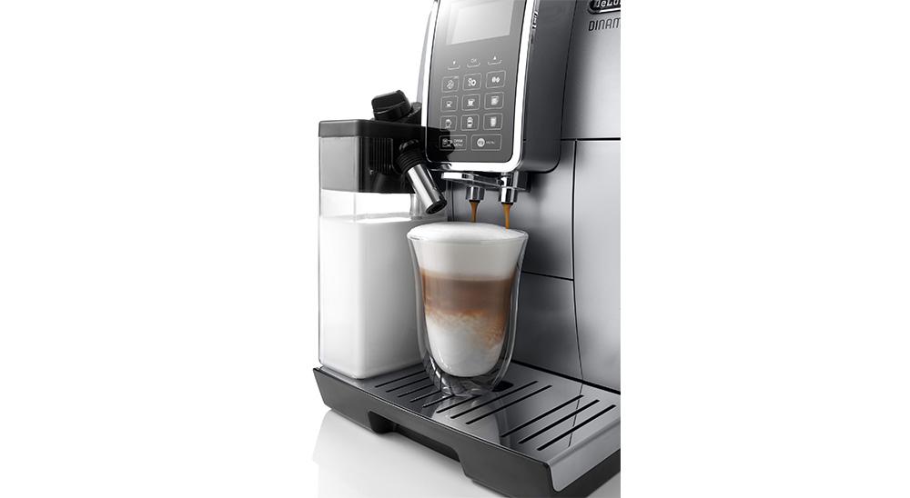 Delonghi coffee machine accessories double wall latte macchiato glasses DLSC312 feature 1