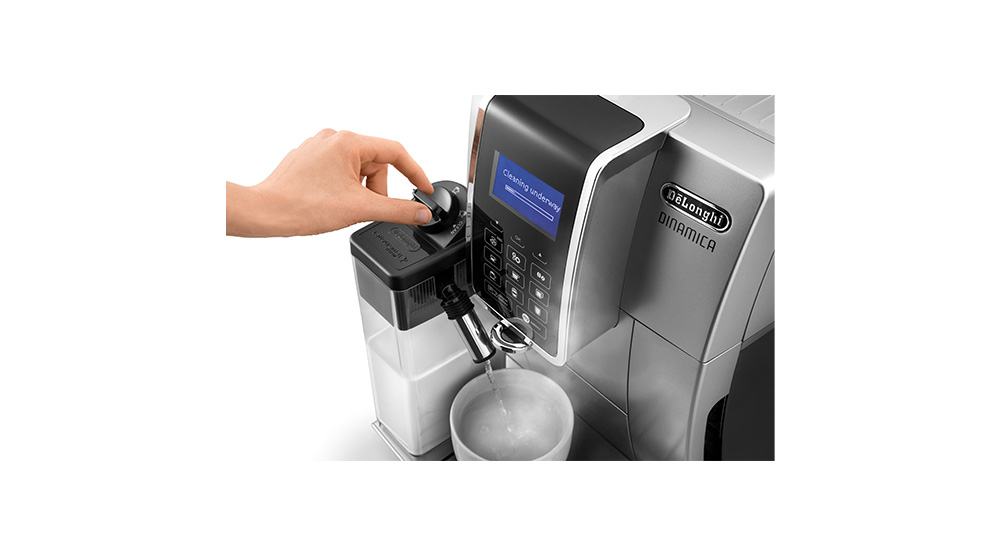 Delonghi coffee machine accessories eco multiclean features 1