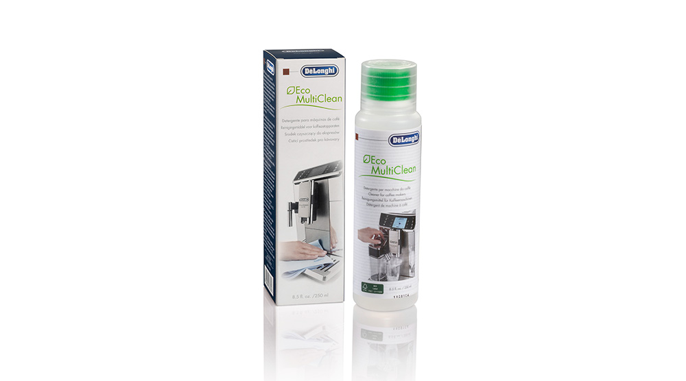 Delonghi coffee machine accessories eco multiclean features 3