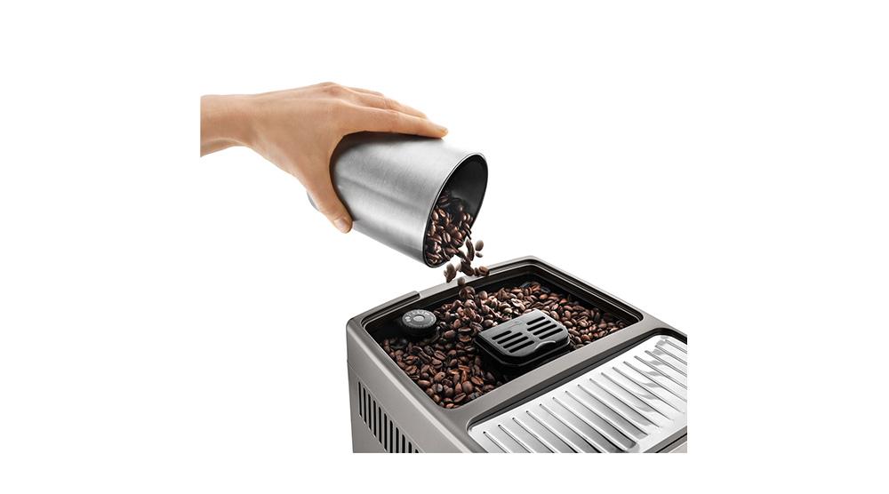 delonghi coffee accessories kimbo espresso coffee beans prestige DLSC614 feature 1