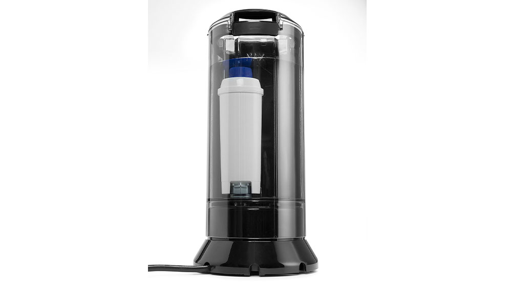 Delonghi dedica style pump coffee machine core technology features 3