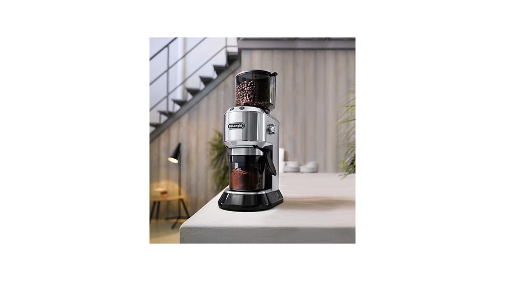 Delonghi dedica metallics pump coffee machine mesmerising azure features 12