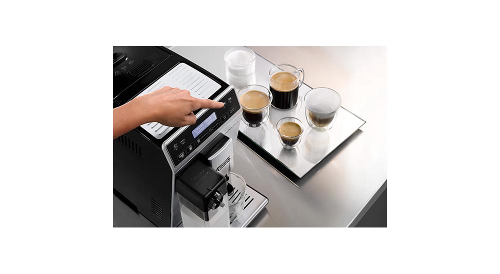 delonghi autentica cappuccino etam29.660.sb fully automatic coffee machine mymenu customisation
