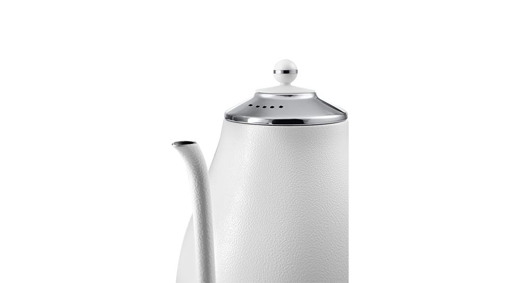 Delonghi electric kettle kboe2030.w