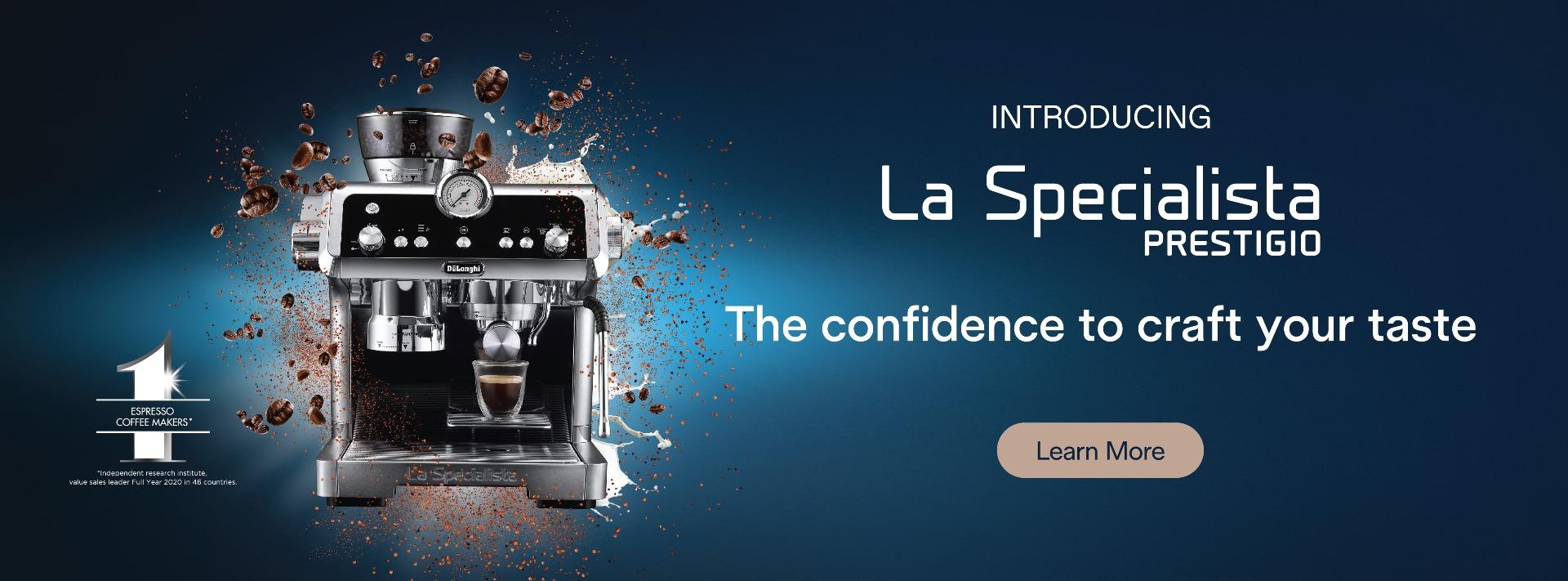 Introducing the La Specialista Prestigio