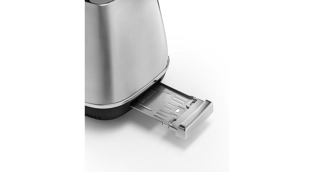 delonghi distinta x toaster cti2103 breadcrumbs tray