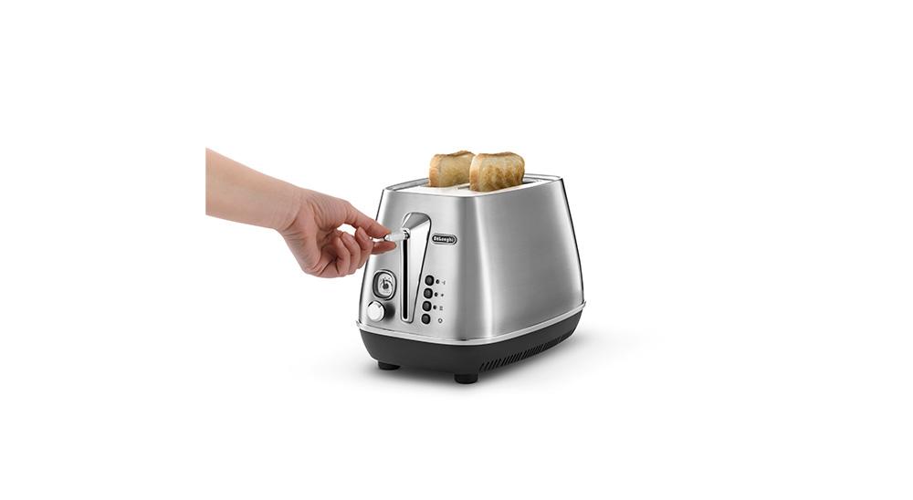 delonghi distinta x toaster cti2103 easy lift