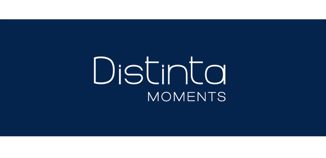 Distinta Moments collection banner