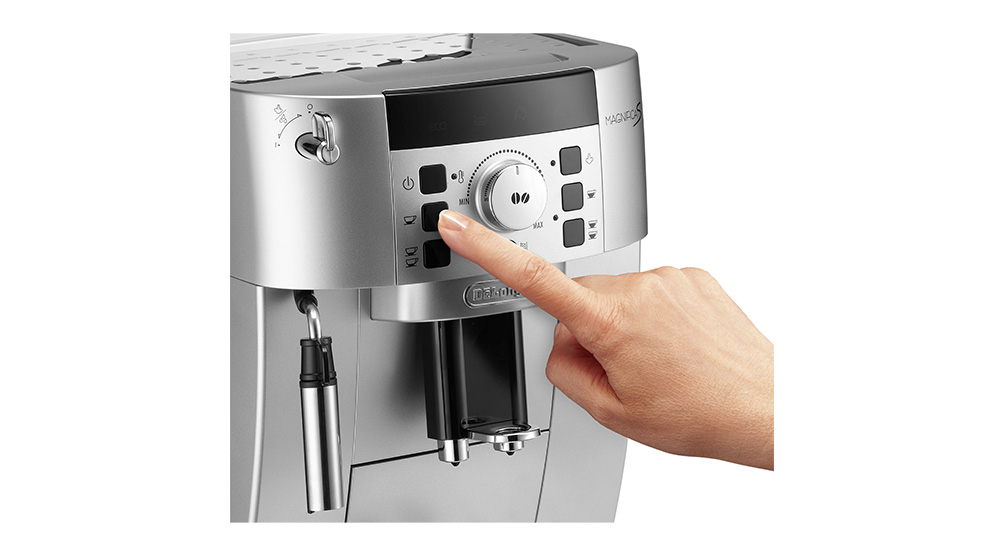 Delonghi Magnifica S facm ecam22.110.sb fully automatic coffee machine one touch technology