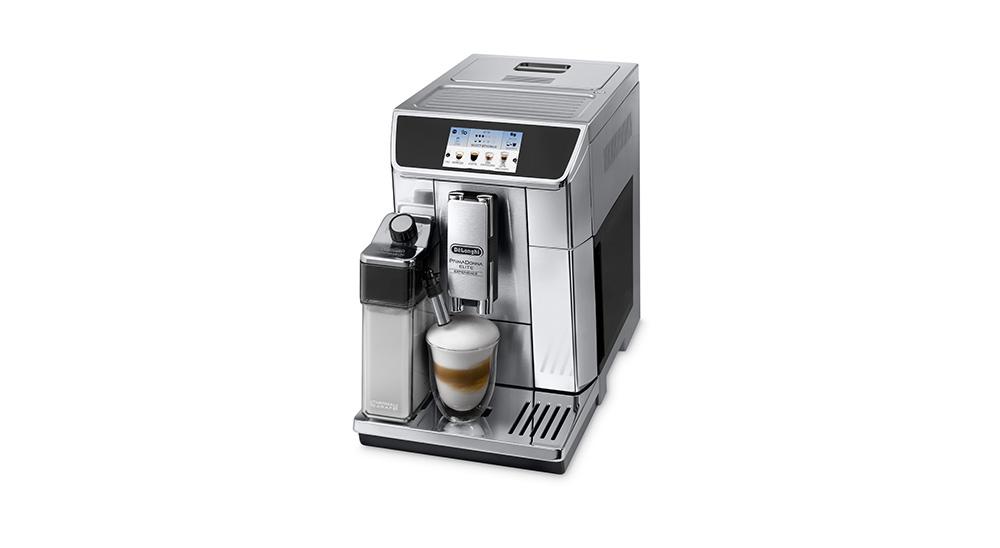 delonghi fully automatic coffee machine primadonna lattecrema system