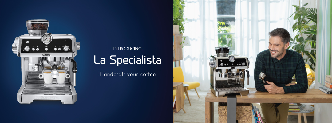 La Specialista Pump Espresso Coffee Machine