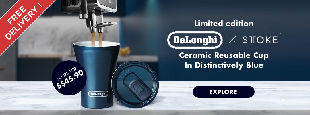 Delonghi Sttoke cup